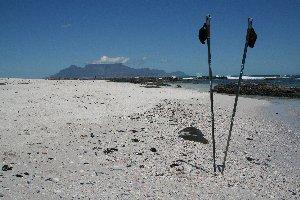 Beach Nordic Walking - Blouberg beach