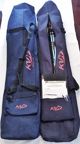 Bag Kv For Nordic Walking Poles Kit
