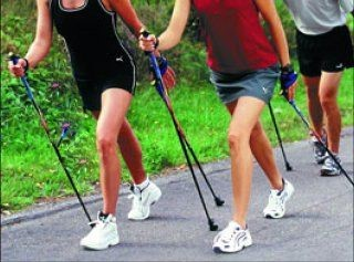 Learn to Nordic Walk